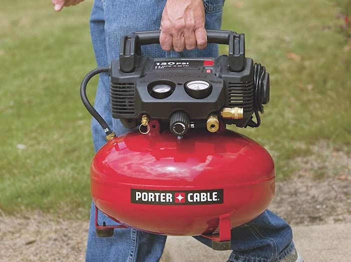 What Type of Work Can a Pancake Air Compressor Do